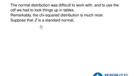 北美精算师视频教程 SOA Exam P Lessons B.5.4 Chi-square Random Variables.mp4