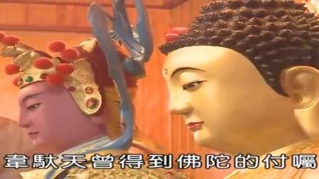 台湾佛教生命电视台纪实片:佛菩萨殊胜功德日—韦陀菩萨圣诞