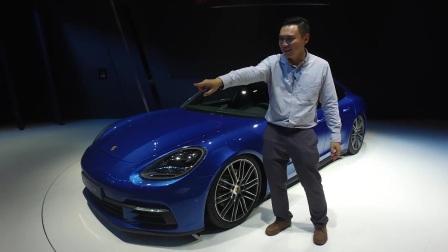 2016广州车展新车视频:保时捷Panamera21-1