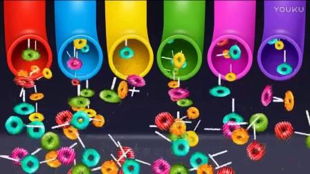 亮亮玩具视频 宝宝学习颜色动画 彩虹糖果动画学英语 彩色管道冰激凌棒棒糖出奇蛋奇趣蛋拆蛋 娃娃过家家视频 新奇可爱卡通动漫 儿童玩具视频 婴幼儿亲子早教视频55
