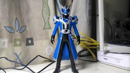 假面骑士Wizard 冰龙形态 软胶人偶 204