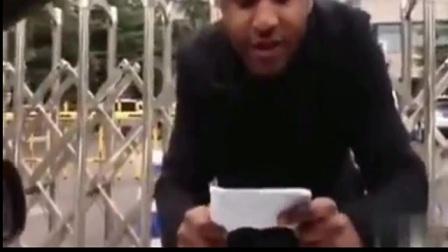 黑人在中国遇到黑人司机.mp4