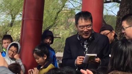 李庚老师朗诵《面朝大海 春暖花开》