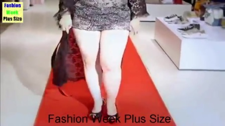 Fashion Week Plus Size 2017 - Women's Plus Size Bi