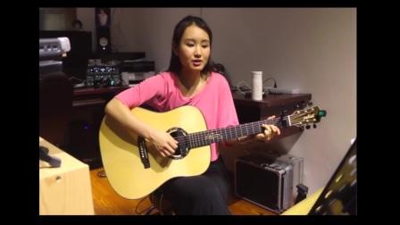 陈雅丽《奇妙能力歌》朱丽叶指弹吉他弹唱