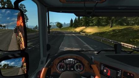 欧洲卡车模拟2:联机趣事(265)