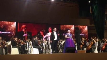蒋志伟 、吴国玲 《饮酒歌》指挥:刘新禹 伴奏:珠江交响乐团