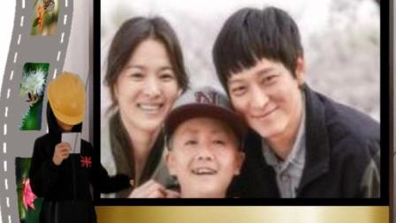 """韩国电影《扑通》年轻的母亲与""""怪老头""""小孩"""
