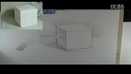 零基础学油画美术高考水粉画_素描基础入门_油画技法教程色彩入烤面包