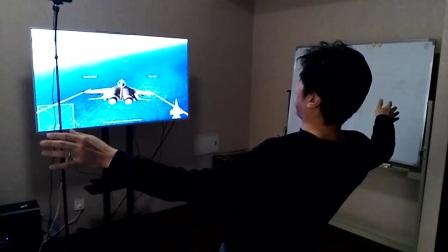 北京深视科技SDK应用Demo-姿态控制飞行