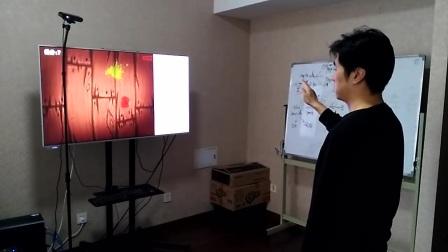 北京深视科技SDK应用Demo-手势切水果