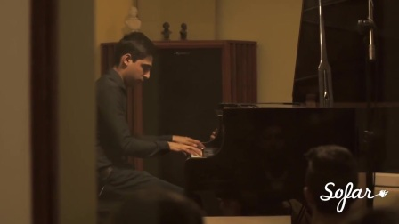 沙发音乐SofarSounds班加罗尔 Neville Bharucha - 肖邦Winter Wind Etude(Op 25 no.11)