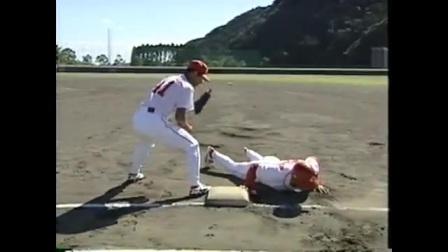 広島カープ制作 少年野球コーチング:守備走塁④ベースランニング