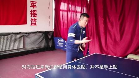 乒乓球防守.乒乓球防守教学视频