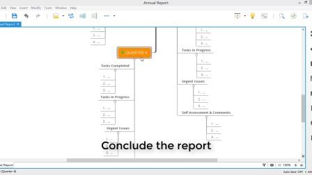思维导图教程:如何使用XMind做出一份让老大眼前一亮的工作报告? XMind 8 2017最新