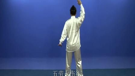 健身气功八段锦教学视频(背面).mp4