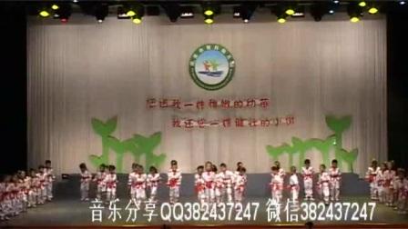 最新六一节目元旦表演幼儿舞蹈 中国功夫