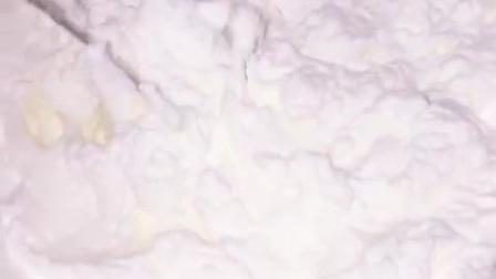 「烹饪」快速简单哒制作抹茶冰激凌(nina)