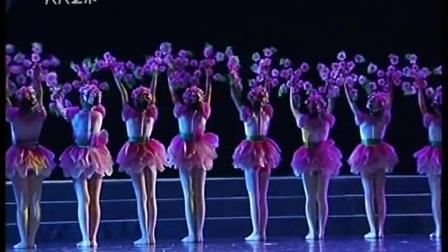 儿童舞蹈  桃花朵朵