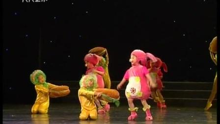 儿童舞蹈  贪吃的猪宝贝