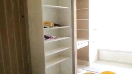 110平两室两厅装修,木工结束啦 木工造型做的蛮多滴!