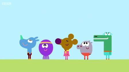 Hey Duggee: The Bouncing badge.avi