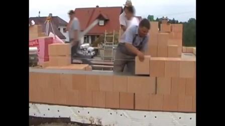 简单的创意发明,让砌墙贴砖更方便
