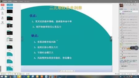 金盛二元期权吧二元期权技术,交易技巧,技术视频之打造交易系统,第二集3
