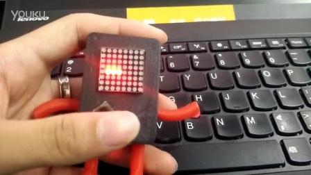 Microduino-Robot_机器小人贪吃蛇