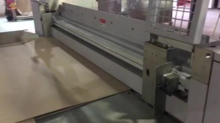 ST086 半自动板纸分切机(大板)