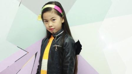 神奇的孩子设计师姜涞原创服饰揭秘