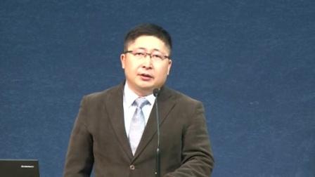 姜敏 潍坊 4 20161013福音布道会第四天 姜敏牧师 世界走到哪儿了