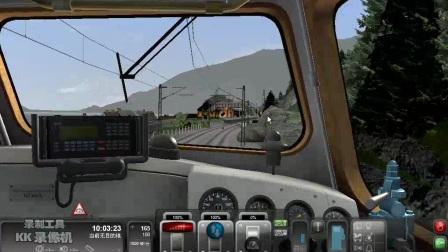 模拟火车2012撞车事故