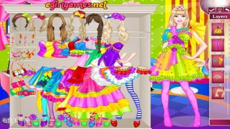 芭比之梦幻仙境之甜蜜的公主芭比