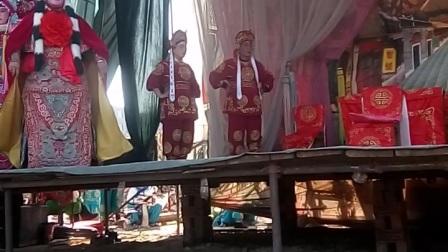 大司民生剧团刘墉回北京