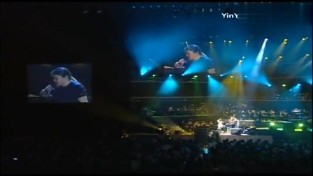 《落叶》刘欢 (欢歌2006上海演唱会)