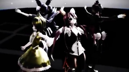 【MMD FNAF】玩具熊的五夜后宫—sweet devil —colate remix