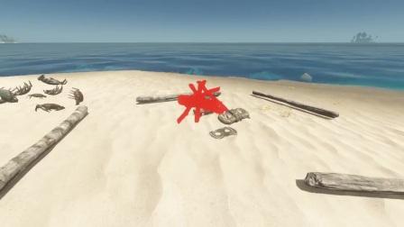 《Stranded Deep》这是一个完全看脸的游戏 | 荒岛求生 试玩