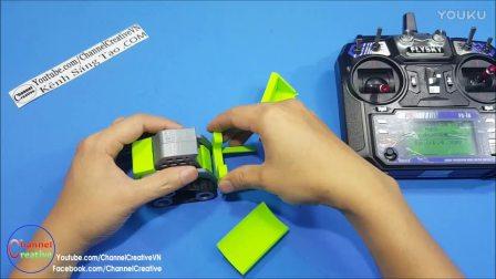 创意DIY: 使用3D打印机制作RC迷你履带式装载机