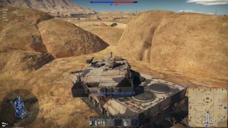 搬运工 战争雷霆 2017年4月1日 现代主战坦克 武装直升机 模式