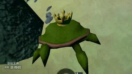 海底大猎杀 螃蟹王5秒吃锤头鲨