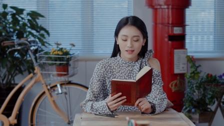 美女读诗 · 白色节特别篇:徐瑾《 和你在一起》马克阿兰.mp4