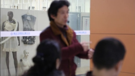 天马国际服装培训中心周老师品牌策划