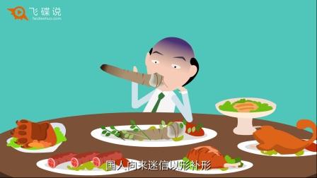 为什么中国人爱吃野味|飞碟说