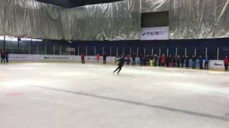 花样滑冰考级步伐四级