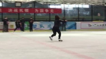 花样滑冰步伐考级五级