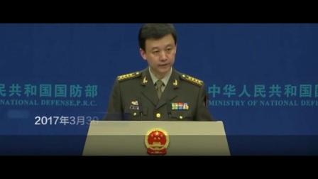 厉害了,国防部吴谦十大霸气回应,最后一个最暖心-邓亚东