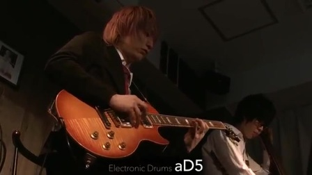 Electronic Drums aD5 -Medley-