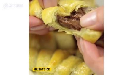 吃货们的福利 8个简单的甜点制作教程