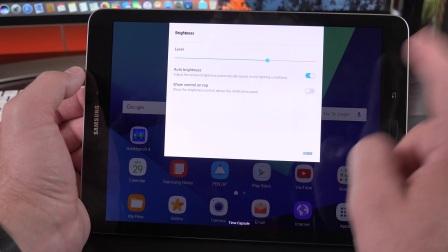 三星Galaxy Tab S3上手简评